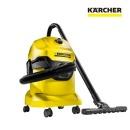 카처 WD4 진공청소기 다용도 건습식 가정용 업소용