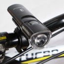 (블랙)자전거 LED 헤드라이트 라이트 전조등 후레쉬