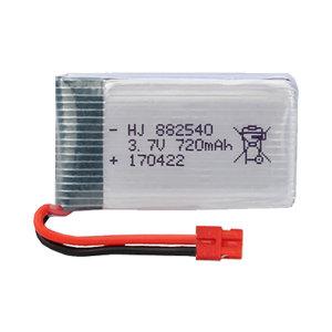 드론배터리 드론부품 3.7v 720mah SYMA X5HW X5HC X15
