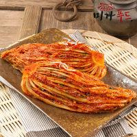 포기김치 5kg 배추김치 반찬 숙성김치 깔끔한 맛