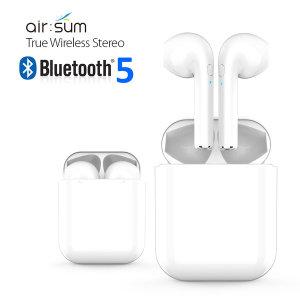 Air-10 TWS 듀얼 블루투스5.0 이어폰 에어팟 차이팟