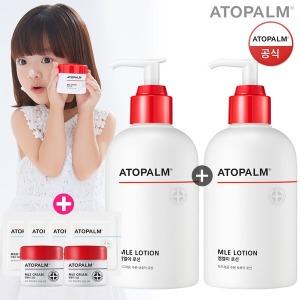 아토팜 로션300ml 1+1 or 크림160ml 1+1