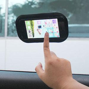 다용도 겔패드 스마트폰 거치대아이디어용품 생활용품