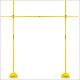 스타스포츠 / 스타 돔콘허들세트 SA700 림보게임 높이뛰기