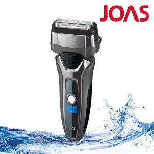 조아스 전기 면도기 3중날 생활방수 터보기능 JS-5760