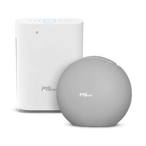 PM2.5 숫자표시 공기청정기 피스넷 퓨어제로 +air
