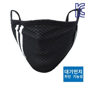 자전거용품 / 대기먼지 차단마스크 더블라인 MCN