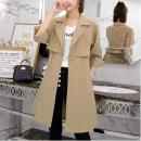 여성 트렌치 코트 바바리코트 더블 사파리 신상 xx33
