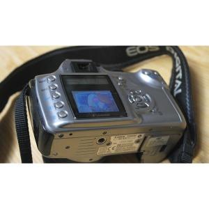 Canon 300D 디지털카메라 EOS DSLR 바디 작동 중고 D4