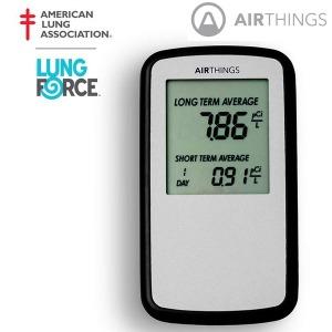 라돈 측정기 에어띵스 Radon Detector by Airthings
