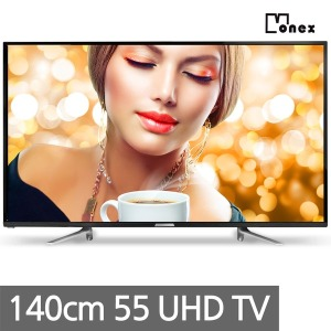 UHDTV 140cm 55 UHD 텔레비전 4K 티비 LEDTV 삼성패널