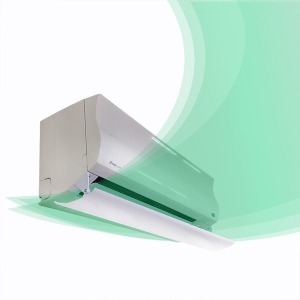 벽걸이 에어컨 바람막이 냉방병예방 에어컨커버