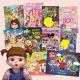 (신세계)유아 캐릭터 색칠북 스티커북 퍼즐 컬렉션북