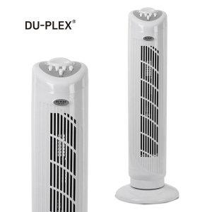 듀플렉스 타워형 선풍기 타워팬 DP-80TF