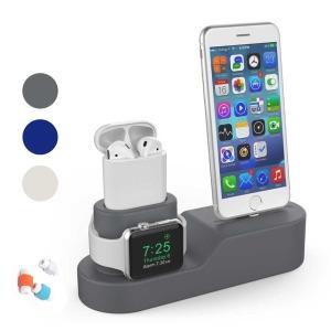 에어팟 아이폰 애플워치 3in1 충전거치대
