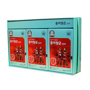 정관장 홍이장군 2단계 어린이홍삼 홍이장군2단계