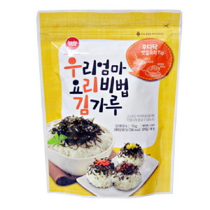 우리엄마 요리비법 김가루1KG 대용량 (업소용)