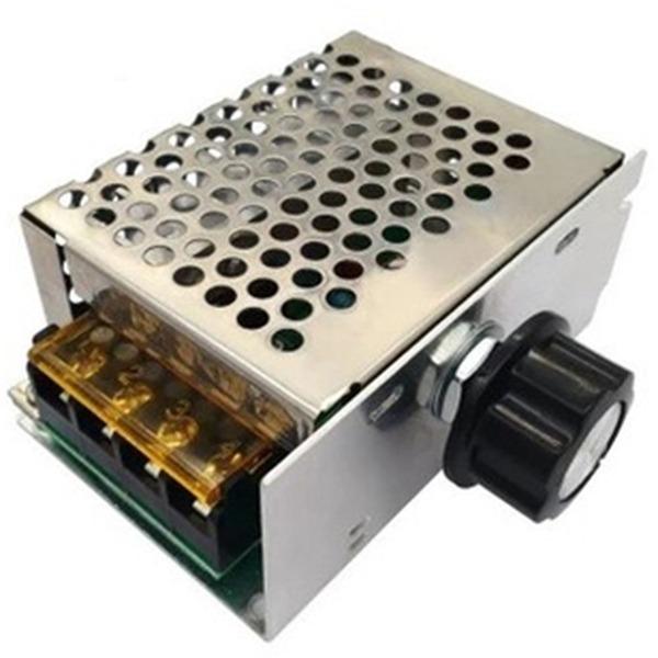 케이스형 조광기 모터 속도 조절기 온도 AC 220V