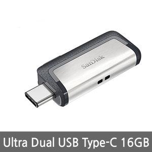 샌디스크정품 울트라 듀얼 otg C타입 16GB dual otg