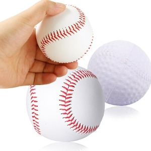 야구공 연식구 소프트 하드 볼 연습용 안전구 캐치볼