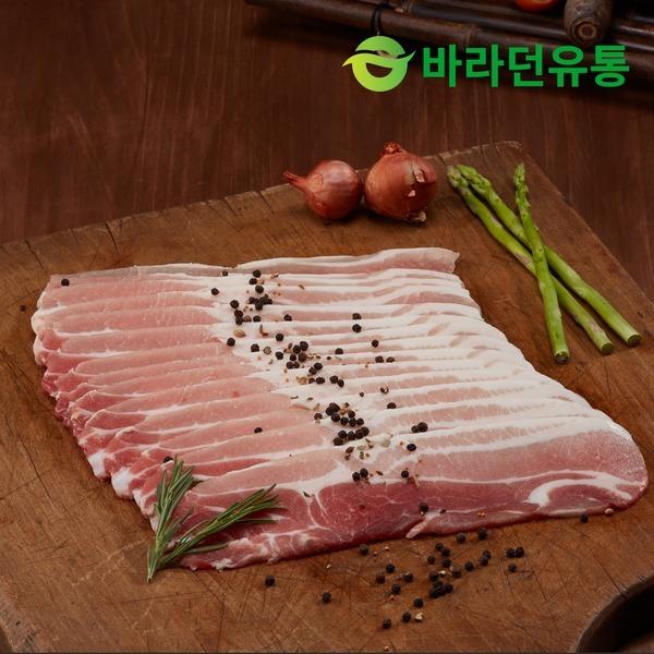 대패삼겹살400g+400g /돼지고기 해썹인증