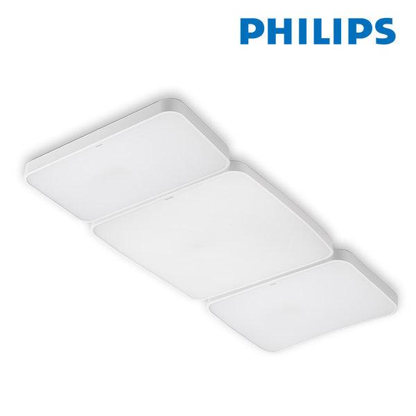 필립스 신제품 LED거실등 145W (40+65+40)