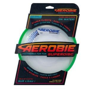 수퍼디스크(Superdisc)/에어로비 정품 플라잉디스크
