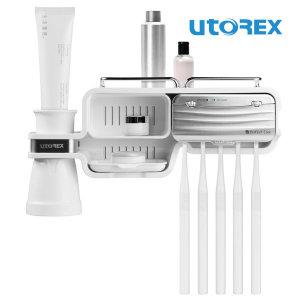 퍼펙트케어 충전식 무선 칫솔살균기 URT-115CHWT-N