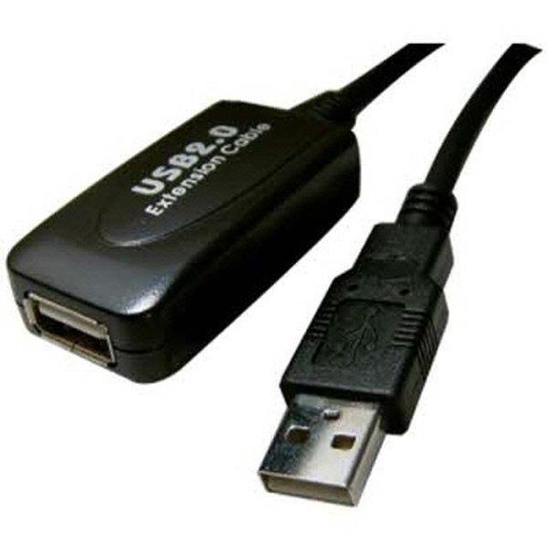 USB2.0 컨버터 to 리피터  거리확장기 5M