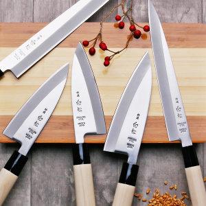 일본 일천도 백송특선 사시미칼 대바칼 회칼 모음전