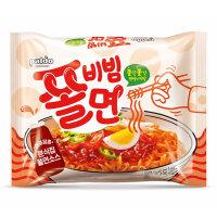 낙타마트/팔도 쫄비빔면 130gx20봉