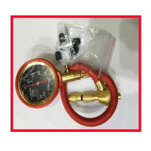 타이어 에어 체크 공기압체크기 휴대용 자동차용품