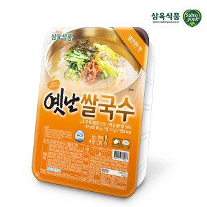 삼육 옛날쌀국수 얼큰한맛 92g 20개