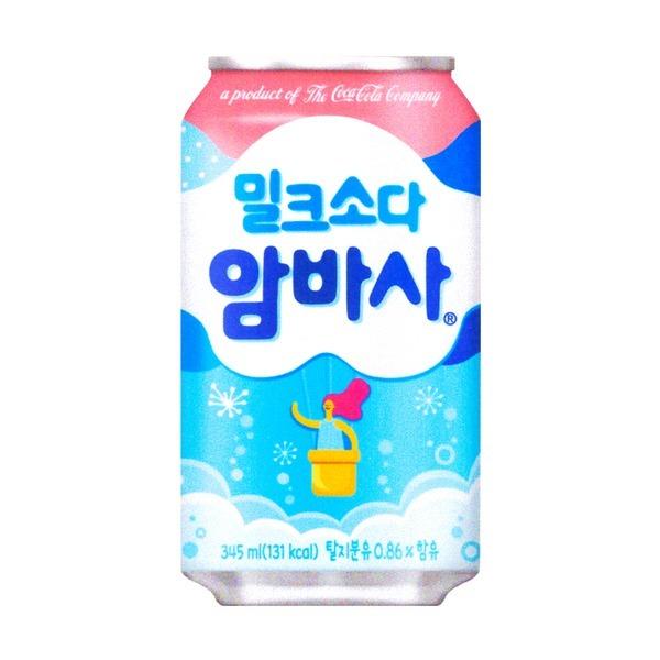 암바사 345ml x24캔 /탄산음료/음료수/캔음료