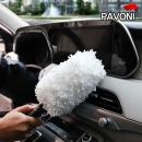 국산正品 향균 차량용 먼지털이개 미니 (실내/극세사)