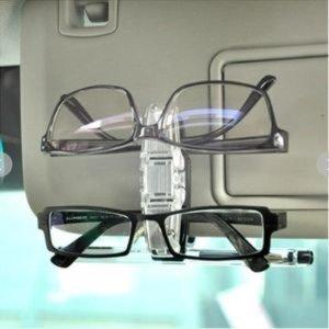 차량용 안경 선글라스 썬바이어 카드 명함 거치대 자