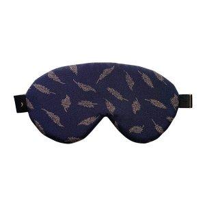 feather silk sleep mask