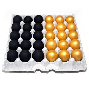 참숯 훈제계란 흑란15구+황금란15구/구운란 삶은계란