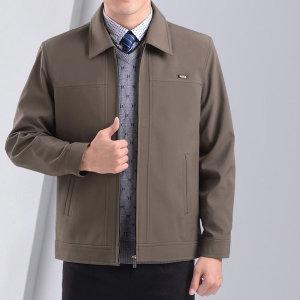 아빠옷 남자 자켓 점퍼 잠바 아우터 재킷 중년 xz53