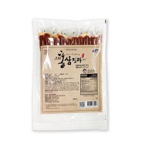 철이네홍삼 / 알뜰형 고려홍삼진과골드 400g (한뿌리)