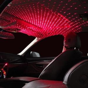차량용 가정용 별빛 무드등 풋등 스타 라이트 LED