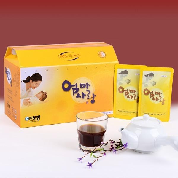 보생 엄마사랑 30팩 출산/모유수유/모유촉진/국내산
