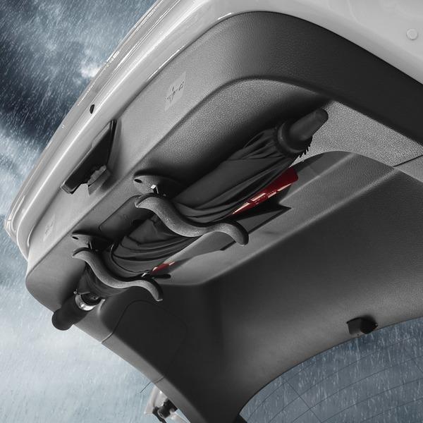 차량용 트렁크 우산걸이 2개1세트 낚시대걸이 자동차