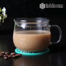 인블룸 T 내열유리 티 머그컵(뚜껑포함) 500ml