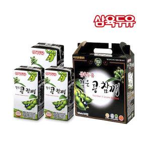 검은콩참깨 두유 190ml 32팩 검은콩두유 선물