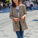 여성 봄 자켓 야상 여자 가을 정장 잠바 코트