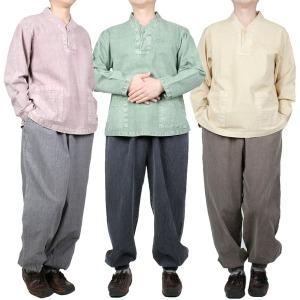 봄 가을 신상 남성 남자 생활한복 개량한복 법복 승복