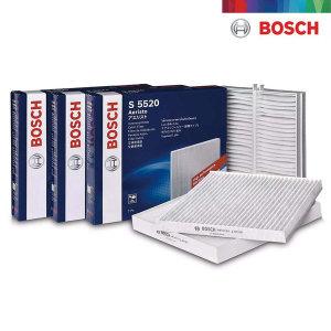 보쉬 에어컨필터 PM2.5 미세먼지 자동차필터 차량용품