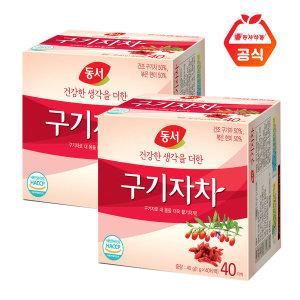 동서식품 구기자차 40티백 x 2개