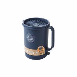 (현대Hmall)락앤락  온라인전용 소용량 음식물 쓰레기통 1.5L _ 배수형 (LDB502)